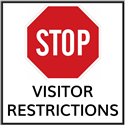 Visitor Restrictions