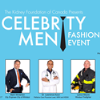 Catwalk at fashion event for kidney health