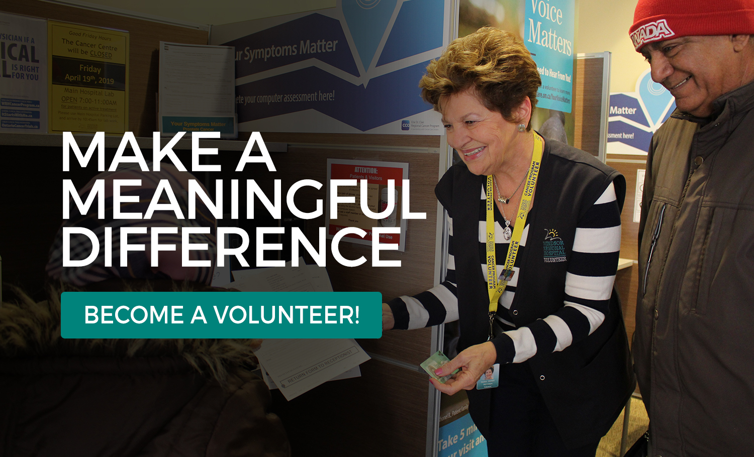 Join Our Outstanding team of Volunteers