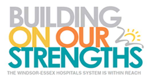 THE NEW WINDSOR-ESSEX HOSPITALS SYSTEM Logo