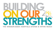 logo Windsor- Building on our Strengths