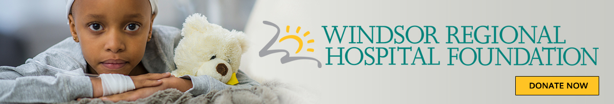 WRH Foundation Banner