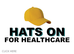 Hats on for Healthcare