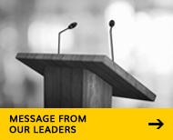 A message from our leaders
